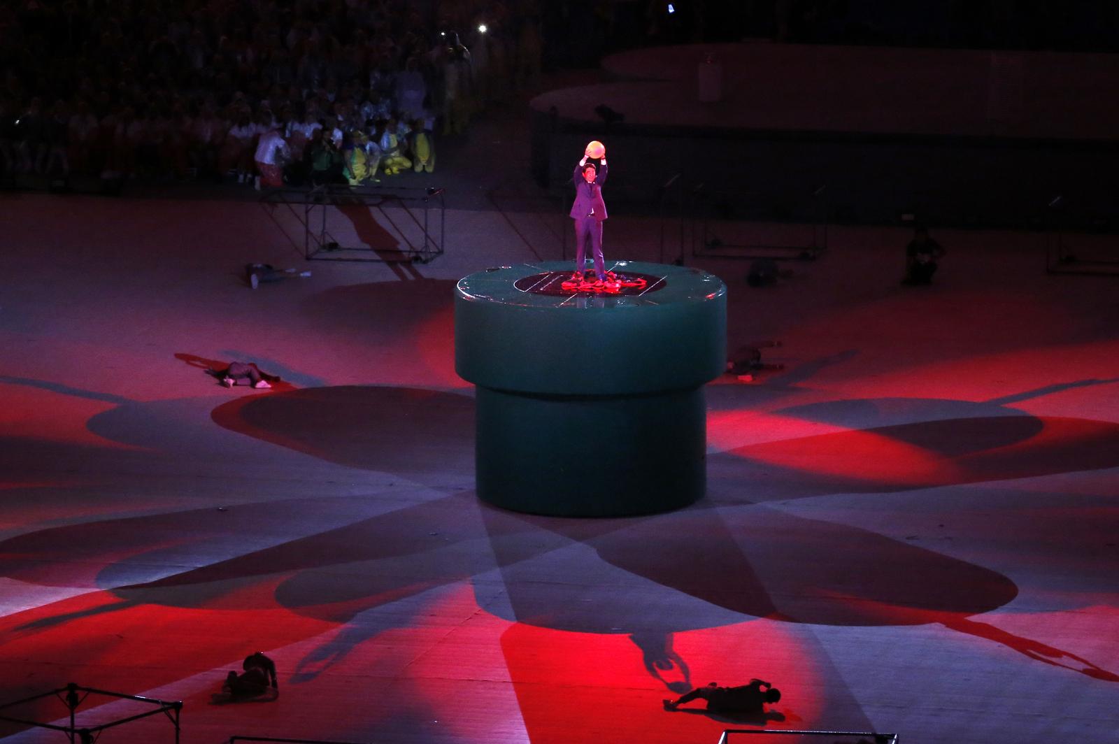 Премьер-министр Японии принял участие в представлении страны-преемницы следующей Олимпиады
