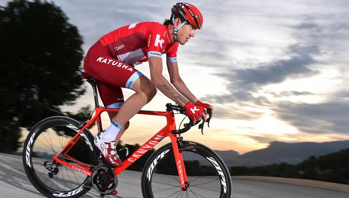 Велогонщик Закарин невыступит наОлимпийских играх