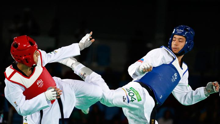 Житель россии  Алексей Денисенко стал финалистом Рио-2016 потхэквондо