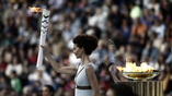 Церемония зажжения олимпийского огня в Афинах прошла 27 апреля