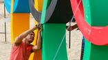 Последние приготовления перед открытием Олимпийский игр в Рио