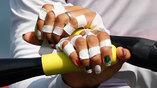 Руки гребчихи из Ирана