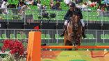 Немецкий конник Михаэль Юнг стал олимпийским чемпионом в личном турнире по конному троеборью