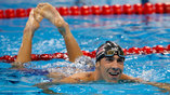 Майкл Фелпс стал двадцатикратным олимпийским чемпионом, выиграв дистанцию 200 метров баттерфляем