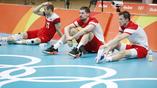 Польская команда волейболистов проиграла сборной США и завершила участие в олимпийском турнире
