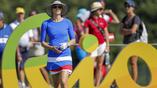 Россиянка Мария Верченова не снискала побед на турнире по гольфу, но стала одной из главных модниц