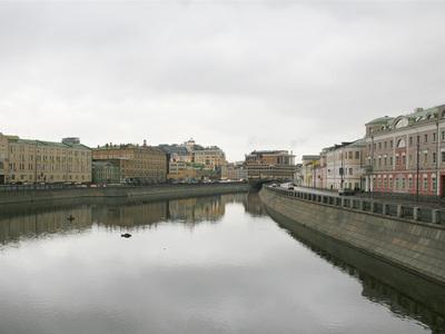 В Москве сохраняется облачная погода с осадками
