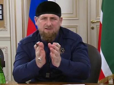 рамзан кадыров поблагодарил власти петербурга мост