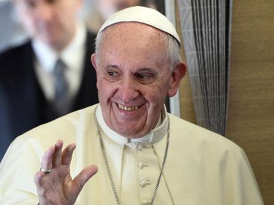 папа франциск пожелал успеха общеправославному собору