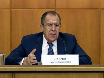 сергей лавров обсудил французским коллегой ситуацию сирии украине