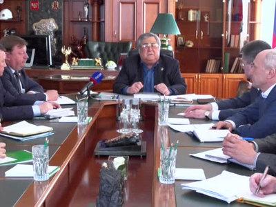 аман тулеев запретил коллекторов кузбассе дожидаясь принятия закона