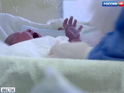Новорожденных сирийцев стали называть Путиными