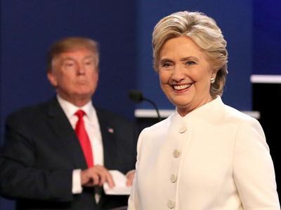 Украина пыталась помочь Клинтон и помешать Трампу на выборах