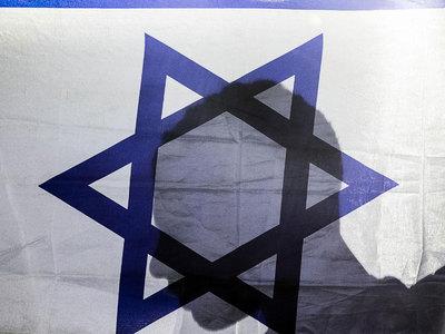 сша осквернено вандалами еврейское кладбище