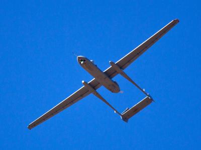 Сирийские военные сбили израильский беспилотник