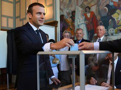 Выборы в Нацсобрание Франции дали Макрону все рычаги власти