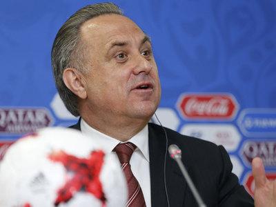 виталий мутко допустил видеоповторы российских стадионах