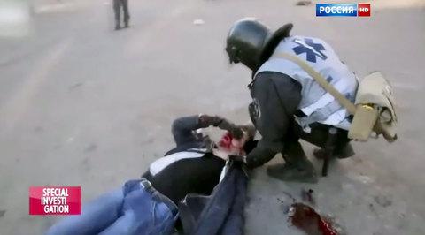 Французский фильм о Майдане перевели на русский и выложили в Сеть, но тут же удалили