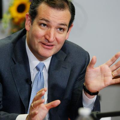Штаб сенатора Теда Круза отозвал из предвыборной кампании рекламный ролик