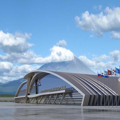 Строители обещают завершить реконструкцию главного аэропорта Камчатского края в течение 10 дней
