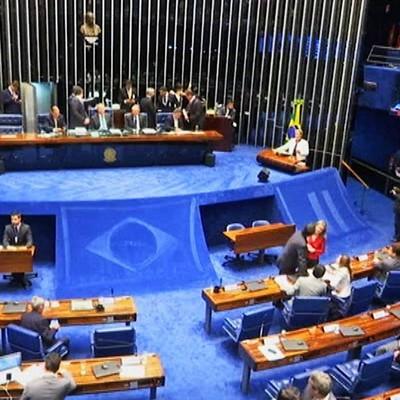 Сенат Бразилии завершил дебаты по импичменту президента Дилмы Роуссефф