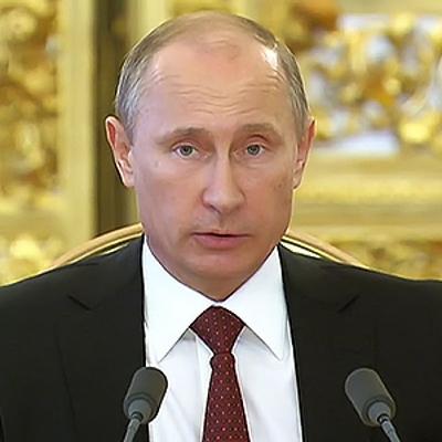 Путина встречает президент Греции Павлопулос