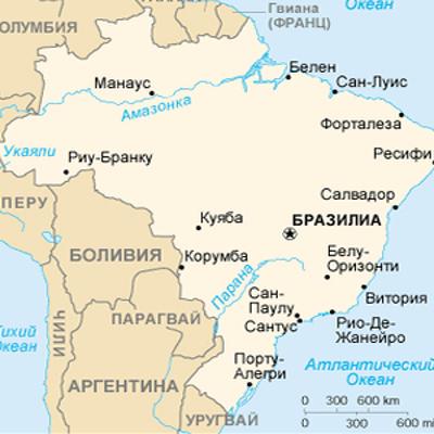 Роспотребнадзор: серьезных рисков заражения лихорадкой Зика в Бразилии нет
