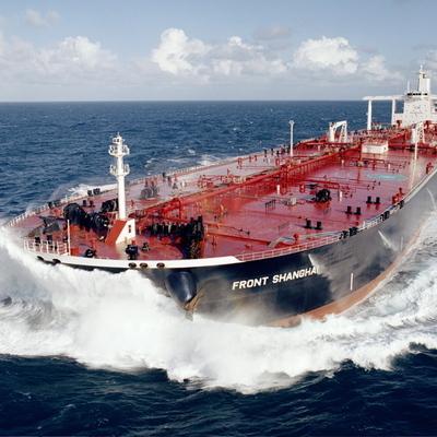 Крупный танкер затонул у берегов Японии