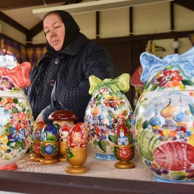 Большинство россиян считает Пасху особым праздником
