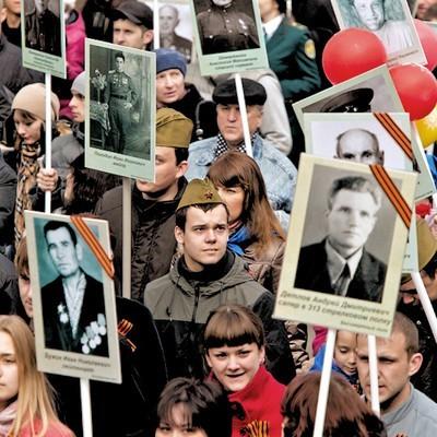 Песков: Путин в День Победы обозначит свою поддержку акции