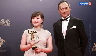 Самал Еслямова получила премию Asian Film Awards в номинации