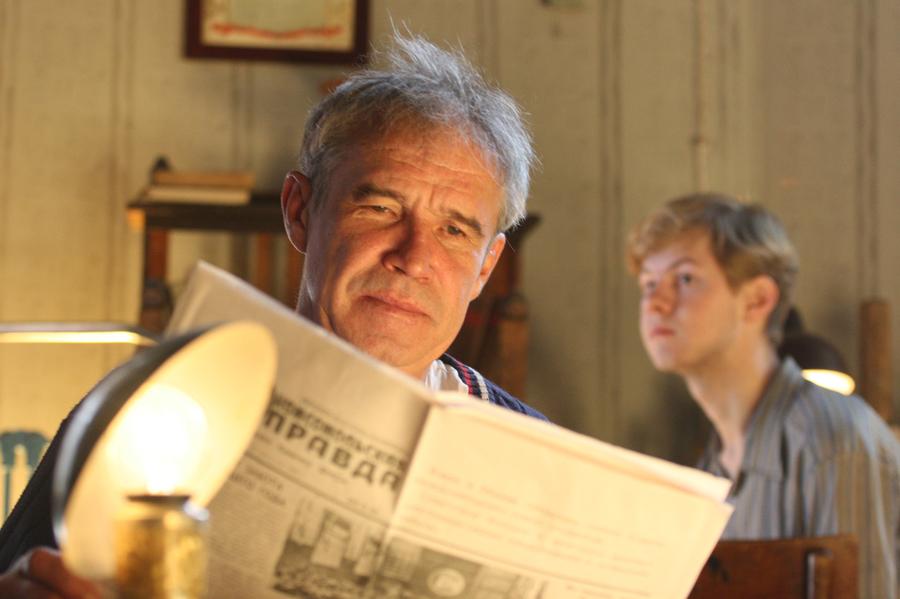 Сергей Гармаш - биография, фото, личная жизнь актера.
