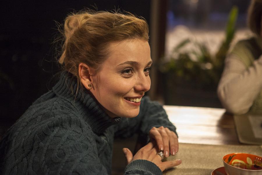 Порно фото елены полянской героини фильма верность