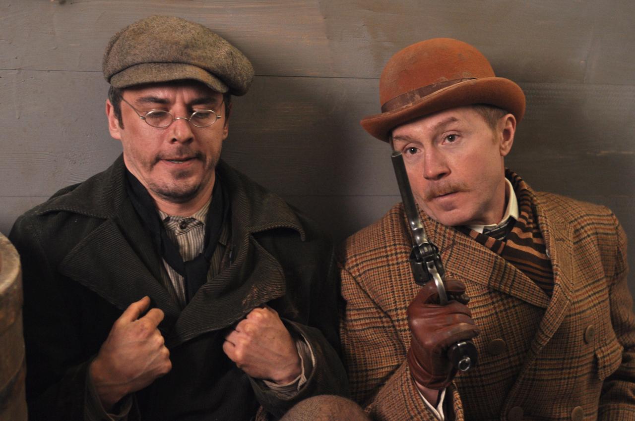 Фильм шерлок холмс с андреем паниным цитаты бандитского петербурга