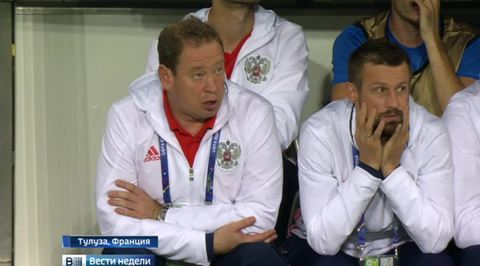 Российских футболистов назвали ширпотребом