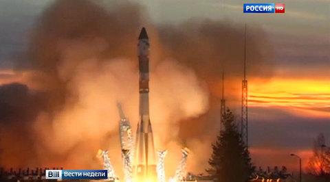 О ракетном нападении Россия узнает из космоса