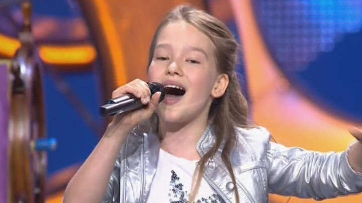 Конкурс детское евровидение победительница