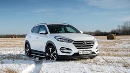 В России подешевели кроссоверы Hyundai Tucson (но некоторые - подорожали)