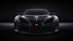 Самый черный и самый дорогой в мире Bugatti оказался…