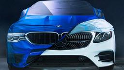 BMW попыталась потроллить Mercedes, но натолкнулась на резкую
