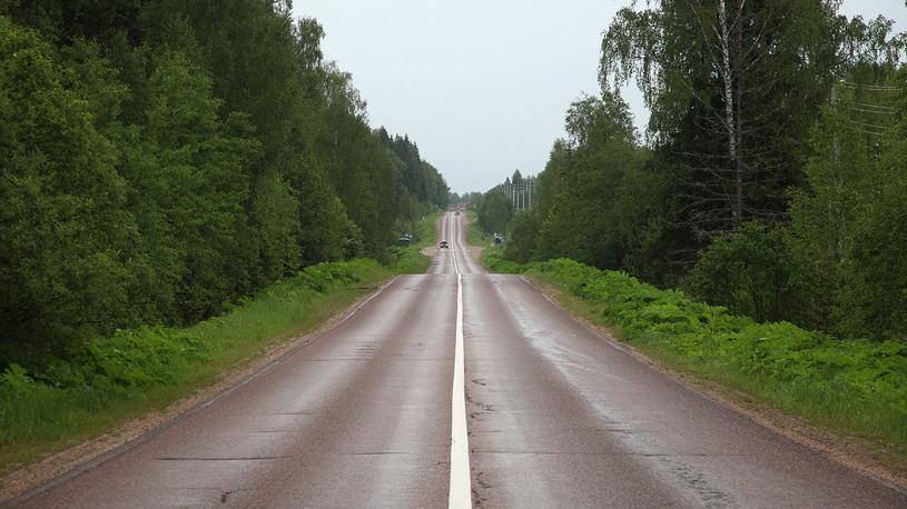 В Подмосковье дороги станут шире, но медленнее