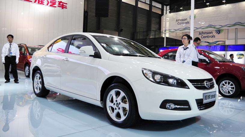 В Казахстане появится национальный автобренд (как Lada - в России)
