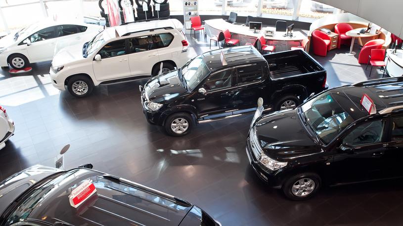 Автомобильный рынок России продолжает уверенный рост
