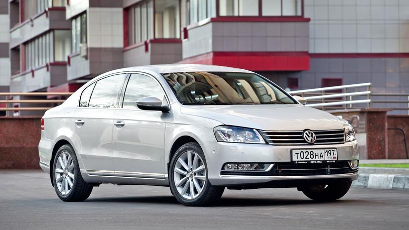 Volkswagen отзывает в России несколько моделей из-за проблемного стартера