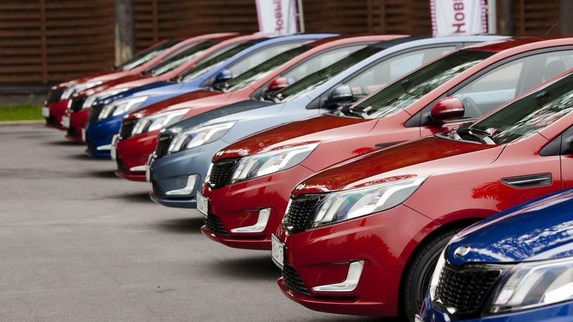 Названы регионы РФ с самыми большими продажами новых автомобилей