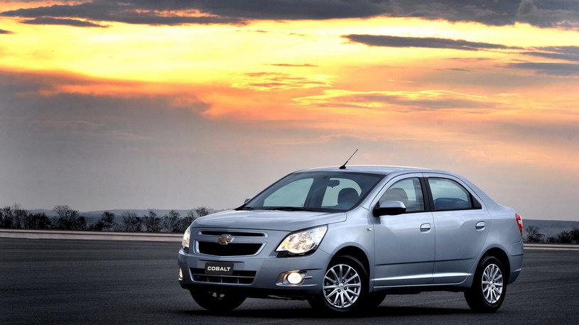Chevrolet Cobalt: сегодня - первый тест-драйв