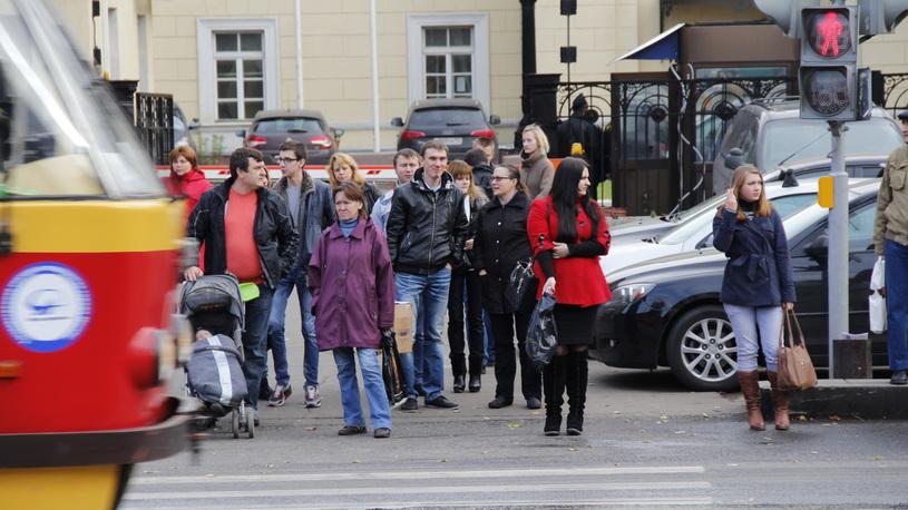 Дорожные камеры в Москве начали
