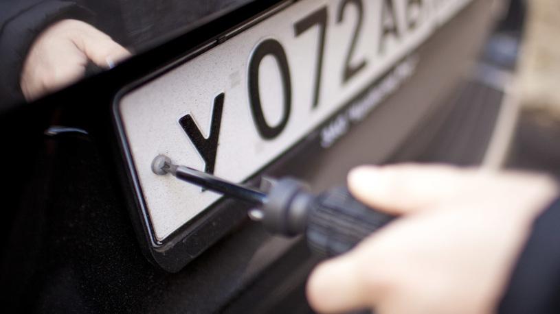 Номера автомобилей привяжут к прописке