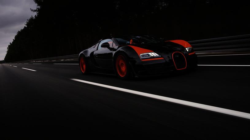Владельцу Bugatti насчитали рекордную сумму транспортного налога