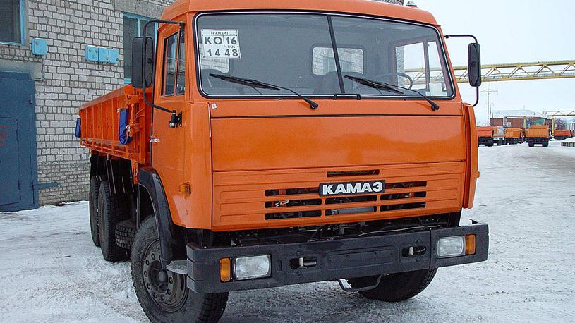 КамАЗ построит конкурента грузовой